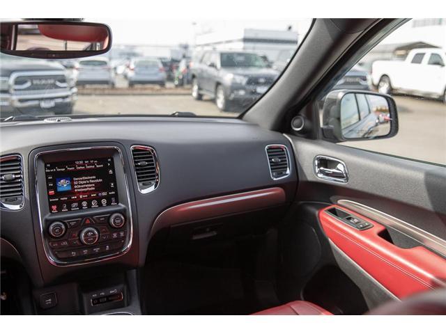 2017 Dodge Durango R/T (Stk: J295827AA) in Surrey - Image 13 of 26
