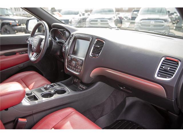 2017 Dodge Durango R/T (Stk: J295827AA) in Surrey - Image 15 of 26