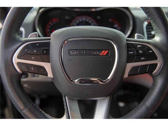2017 Dodge Durango R/T (Stk: J295827AA) in Surrey - Image 18 of 26