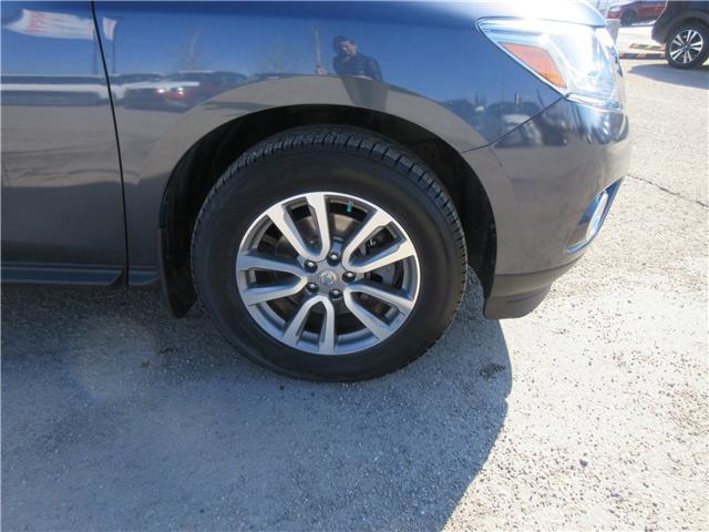 2014 Nissan Pathfinder S (Stk: 8638) in Okotoks - Image 16 of 20