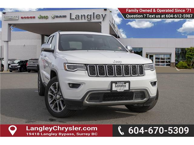 2018 Jeep Grand Cherokee Limited (Stk: EE901790) in Surrey - Image 1 of 26