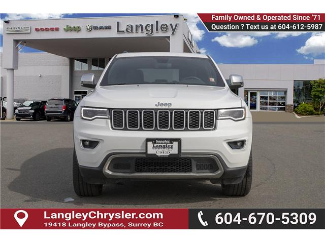 2018 Jeep Grand Cherokee Limited (Stk: EE901790) in Surrey - Image 2 of 26