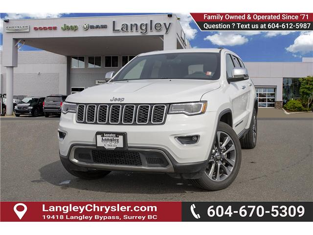 2018 Jeep Grand Cherokee Limited (Stk: EE901790) in Surrey - Image 3 of 26