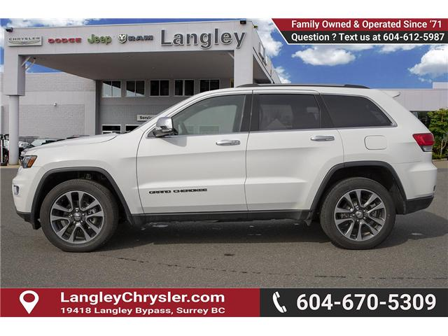 2018 Jeep Grand Cherokee Limited (Stk: EE901790) in Surrey - Image 4 of 26