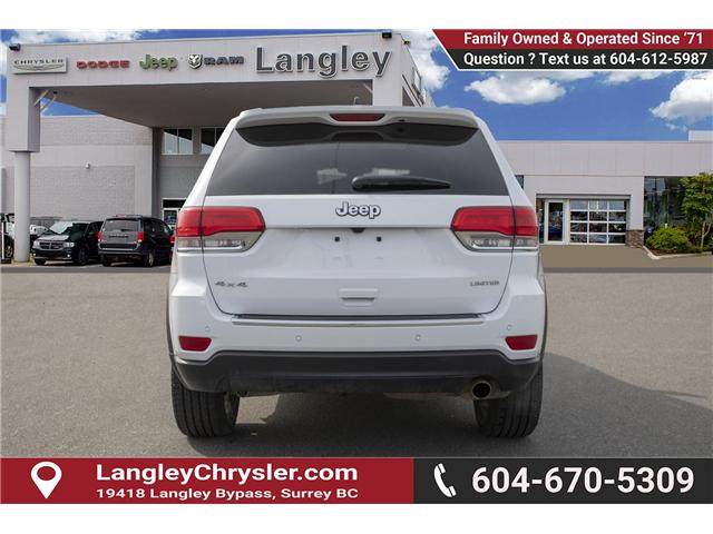 2018 Jeep Grand Cherokee Limited (Stk: EE901790) in Surrey - Image 5 of 26
