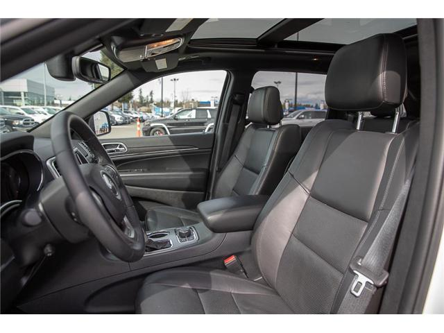 2018 Jeep Grand Cherokee Limited (Stk: EE901790) in Surrey - Image 8 of 26