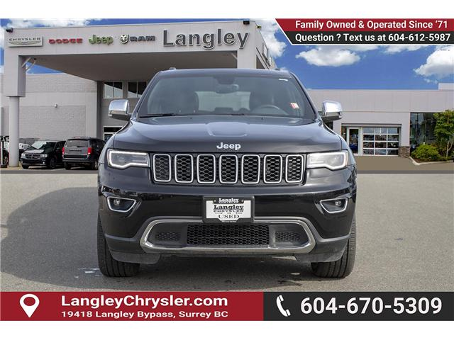 2018 Jeep Grand Cherokee Limited (Stk: EE901770) in Surrey - Image 2 of 25