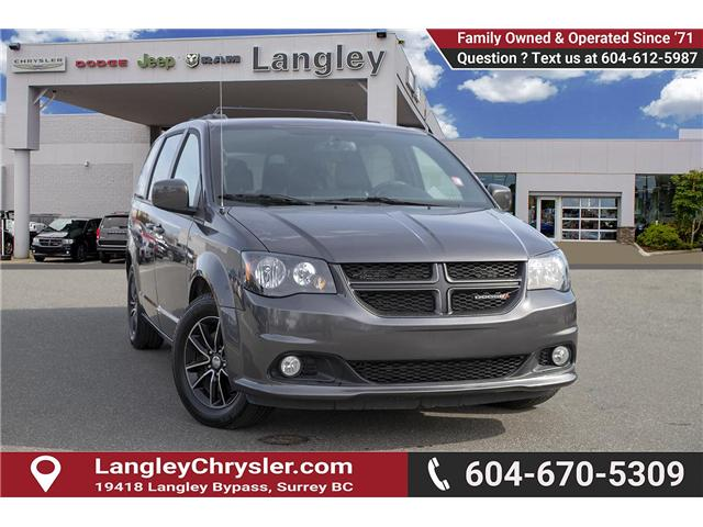 2018 Dodge Grand Caravan GT (Stk: EE901810) in Surrey - Image 1 of 26