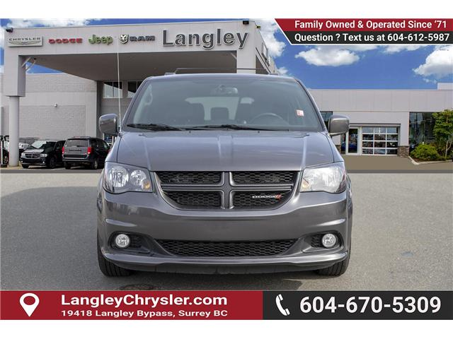 2018 Dodge Grand Caravan GT (Stk: EE901810) in Surrey - Image 2 of 26