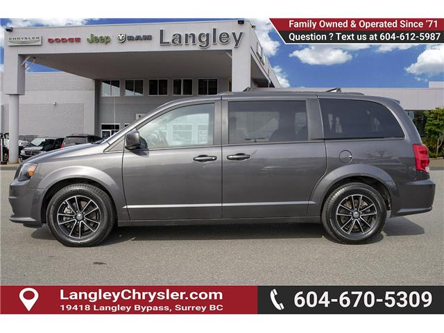 2018 Dodge Grand Caravan GT (Stk: EE901810) in Surrey - Image 4 of 26