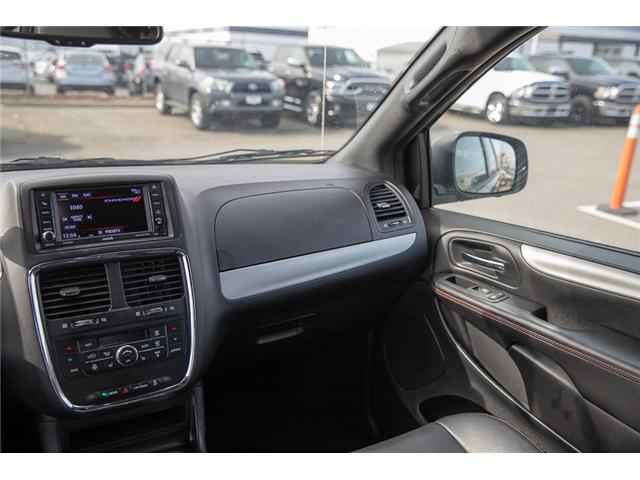 2018 Dodge Grand Caravan GT (Stk: EE901810) in Surrey - Image 14 of 26