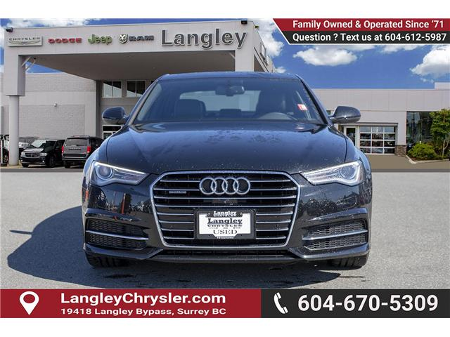 2016 Audi A6 3.0T Progressiv (Stk: J259953A) in Surrey - Image 2 of 25