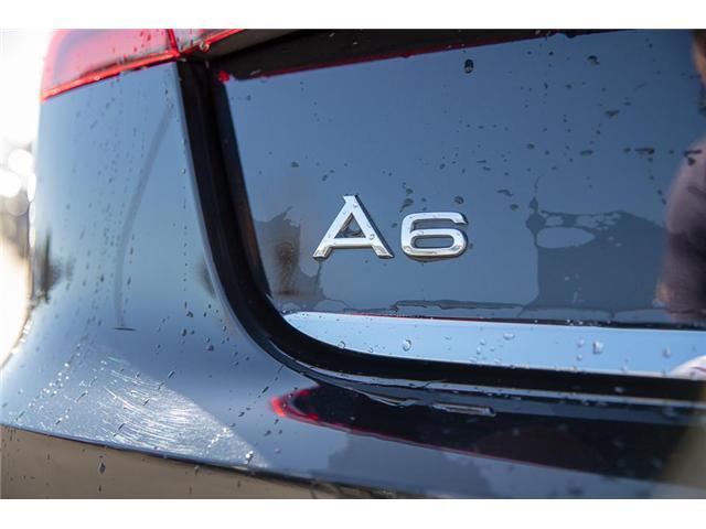 2016 Audi A6 3.0T Progressiv (Stk: J259953A) in Surrey - Image 7 of 25