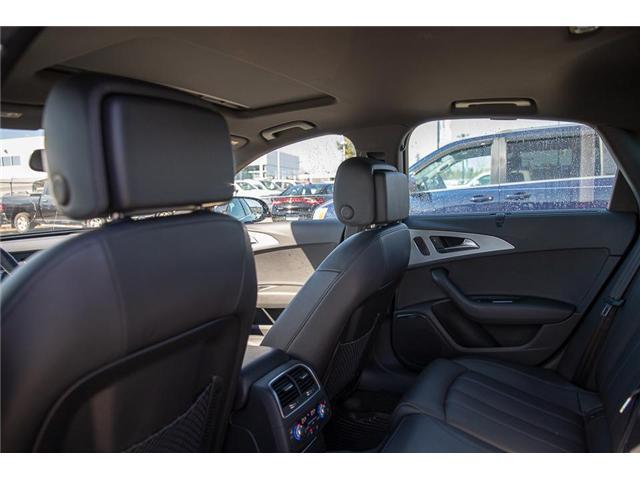 2016 Audi A6 3.0T Progressiv (Stk: J259953A) in Surrey - Image 12 of 25