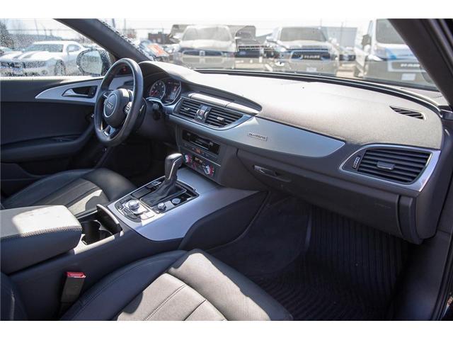 2016 Audi A6 3.0T Progressiv (Stk: J259953A) in Surrey - Image 17 of 25