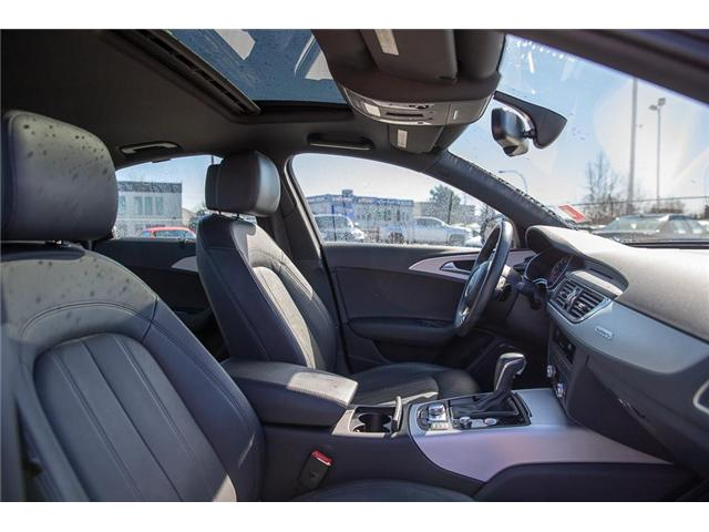 2016 Audi A6 3.0T Progressiv (Stk: J259953A) in Surrey - Image 18 of 25