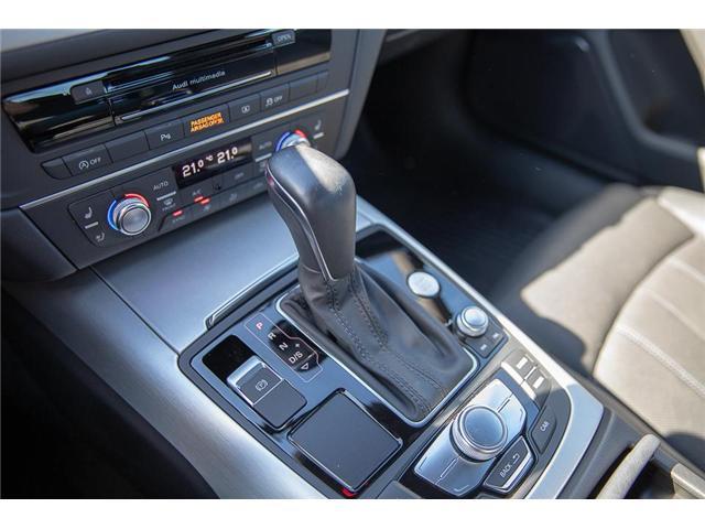 2016 Audi A6 3.0T Progressiv (Stk: J259953A) in Surrey - Image 22 of 25