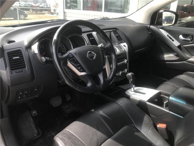 2012 Nissan Murano SL (Stk: T11691) in Chatham - Image 9 of 21