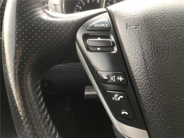 2012 Nissan Murano SL (Stk: T11691) in Chatham - Image 14 of 21