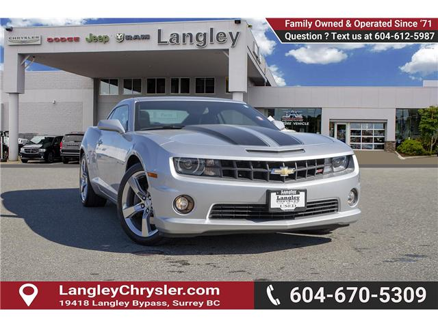 2010 Chevrolet Camaro SS (Stk: K625817AA) in Surrey - Image 1 of 20