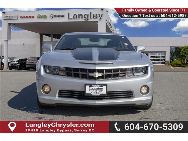 2010 Chevrolet Camaro SS (Stk: K625817AA) in Surrey - Image 2 of 20