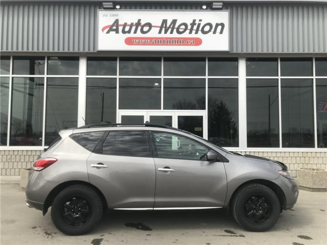 2012 Nissan Murano SL (Stk: T11691) in Chatham - Image 2 of 21