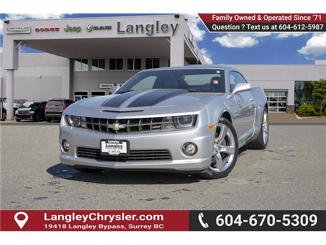 2010 Chevrolet Camaro SS (Stk: K625817AA) in Surrey - Image 3 of 20