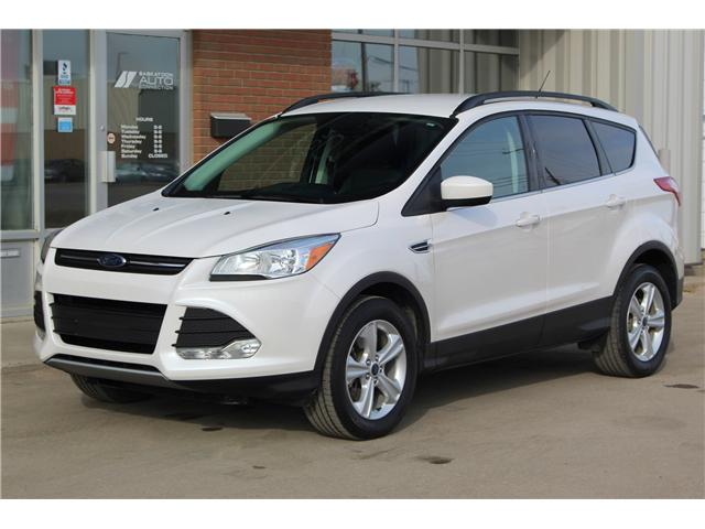 2016 Ford Escape SE (Stk: C14637) in Saskatoon - Image 1 of 22