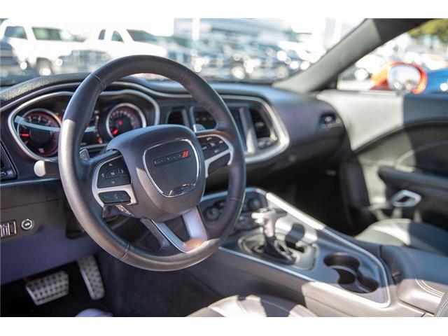 2017 Dodge Challenger SXT (Stk: K594033A) in Surrey - Image 11 of 23