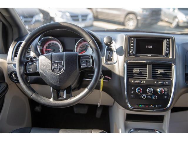 2017 Dodge Grand Caravan CVP/SXT (Stk: EE901670A) in Surrey - Image 13 of 26