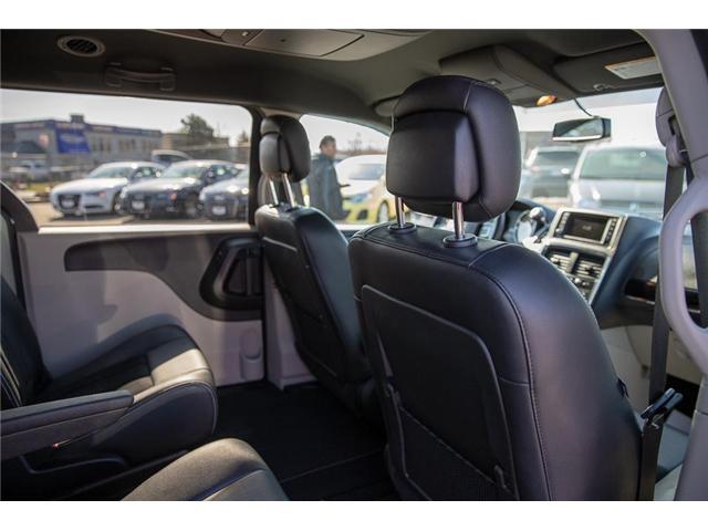 2017 Dodge Grand Caravan CVP/SXT (Stk: EE901670A) in Surrey - Image 16 of 26