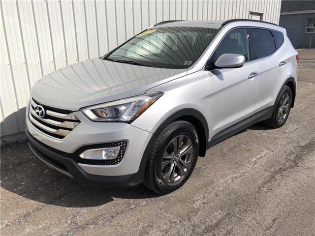 2013 Hyundai Santa Fe Sport 2.4 Premium (Stk: 9703A) in Charlottetown - Image 1 of 19