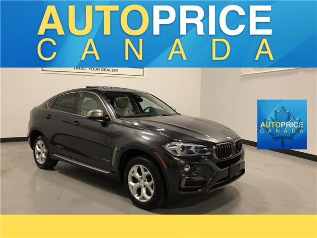 2016 BMW X6 xDrive35i (Stk: W0204) in Mississauga - Image 1 of 28