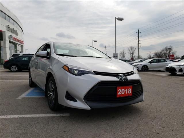2018 Toyota Corolla LE (Stk: P1745) in Whitchurch-Stouffville - Image 3 of 11