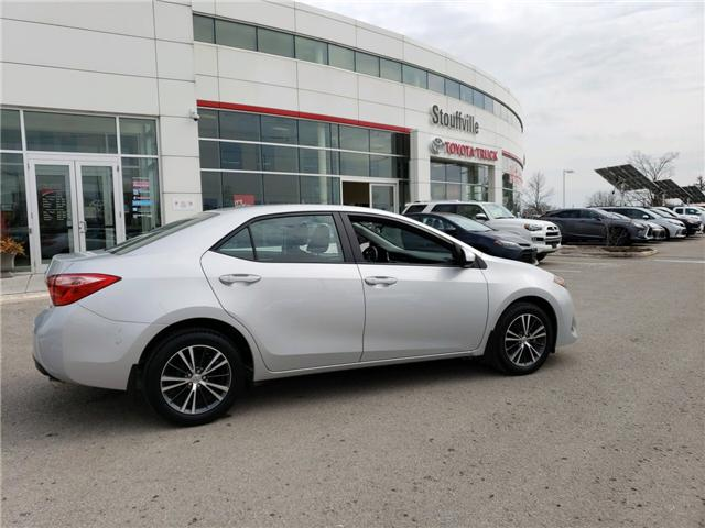 2018 Toyota Corolla LE (Stk: P1745) in Whitchurch-Stouffville - Image 5 of 11