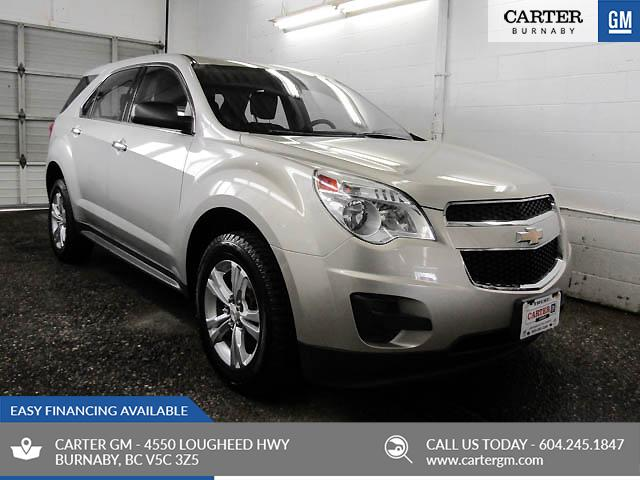 2013 Chevrolet Equinox LS (Stk: T9-38181) in Burnaby - Image 1 of 21