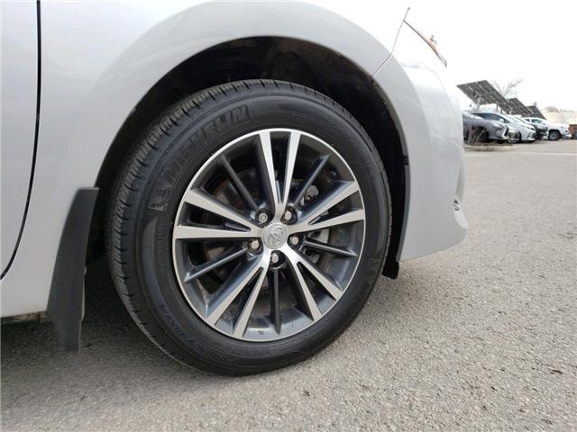 2018 Toyota Corolla LE (Stk: P1745) in Whitchurch-Stouffville - Image 9 of 11