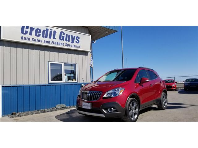 2014 Buick Encore Convenience (Stk: I7506) in Winnipeg - Image 1 of 15