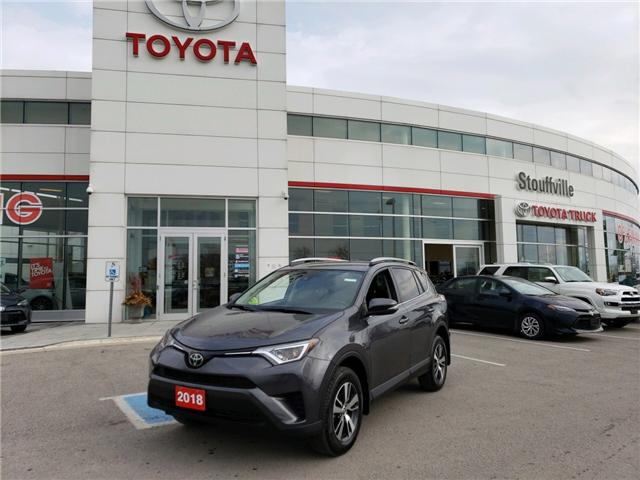 2018 Toyota RAV4 LE (Stk: P1737) in Whitchurch-Stouffville - Image 1 of 11