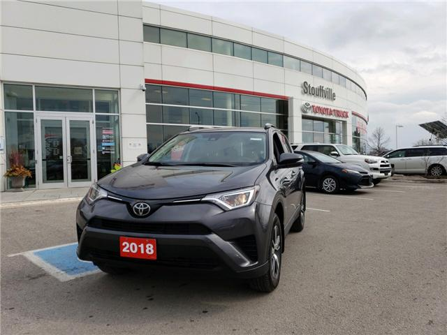 2018 Toyota RAV4 LE (Stk: P1737) in Whitchurch-Stouffville - Image 2 of 11