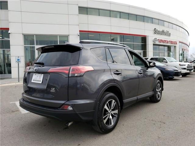 2018 Toyota RAV4 LE (Stk: P1737) in Whitchurch-Stouffville - Image 4 of 11