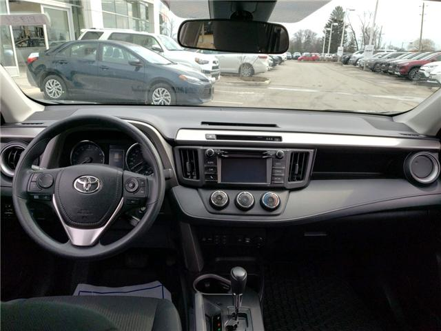 2018 Toyota RAV4 LE (Stk: P1737) in Whitchurch-Stouffville - Image 9 of 11