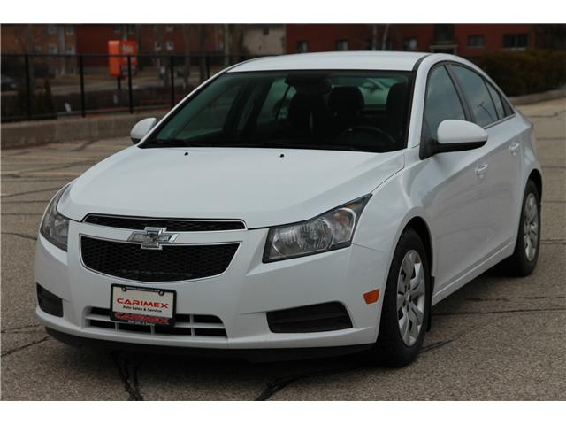 2013 Chevrolet Cruze LT Turbo (Stk: 1901013) in Waterloo - Image 1 of 25