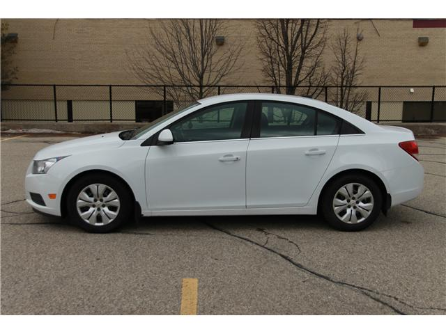 2013 Chevrolet Cruze LT Turbo (Stk: 1901013) in Waterloo - Image 2 of 25