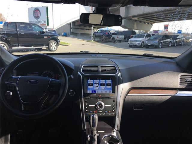2018 Ford Explorer Limited (Stk: LF010020) in Surrey - Image 15 of 30