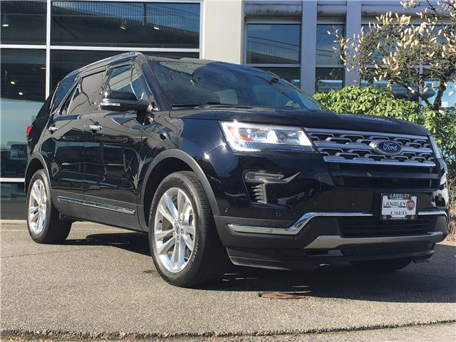 2018 Ford Explorer Limited (Stk: LF010020) in Surrey - Image 2 of 30