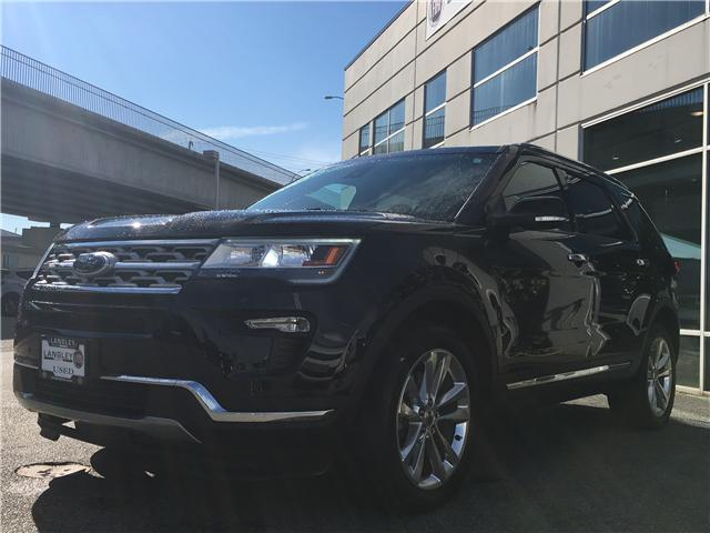 2018 Ford Explorer Limited (Stk: LF010020) in Surrey - Image 4 of 30