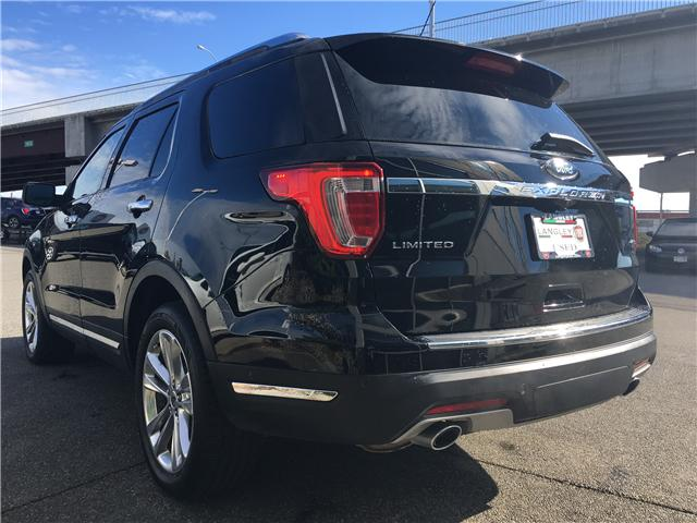 2018 Ford Explorer Limited (Stk: LF010020) in Surrey - Image 6 of 30