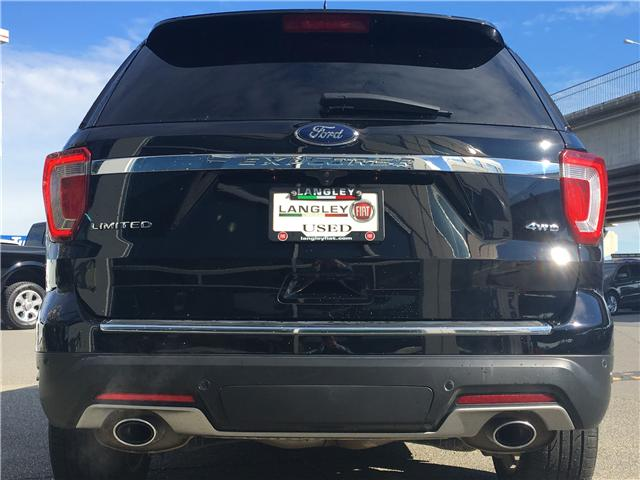 2018 Ford Explorer Limited (Stk: LF010020) in Surrey - Image 7 of 30