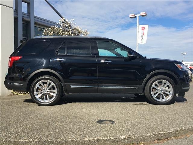 2018 Ford Explorer Limited (Stk: LF010020) in Surrey - Image 10 of 30
